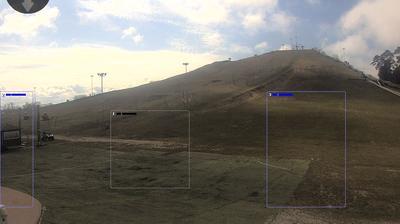Vue webcam de jour à partir de Ventspils: ski hill