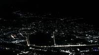 Marling - Marlengo: Blick auf die Kurstadt Meran