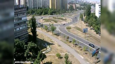 Оболонь: улица Маршала Тимошенко