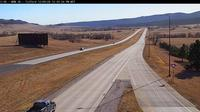 Sturgis: I- near Tilford, SD (MM ): SD DOT webcam near Tilford, SD - Current