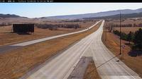 Sturgis: I- near Tilford, SD (MM ): SD DOT webcam near Tilford, SD - Day time