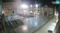Zadar: People's Square, City Lodge
