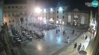 Current or last view Zadar: People's Square, City Lodge