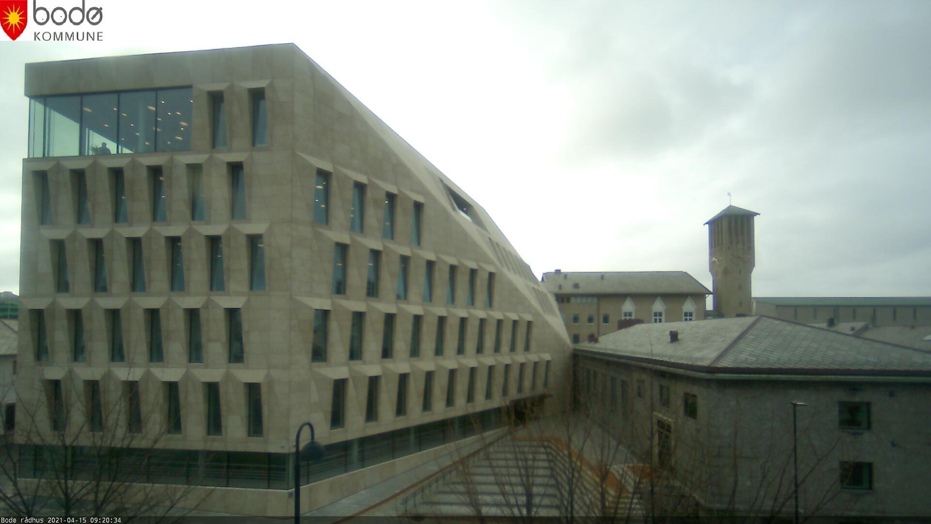 Webcam Bodø › South: Rådhusparken