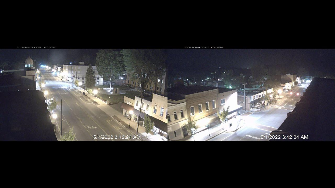 Webkamera Marion Top › North: United States: Downtown Marion