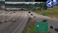 Sloan > West: I- East of Interchange A (Cleveland Drive) - Overdag
