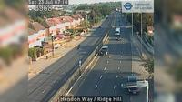 London: Hendon Way - Ridge Hill - Actual