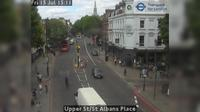 North Cheam: Upper St/St Albans Place - Current