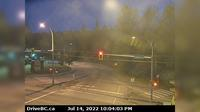 Mission › South: , Hwy  (Lougheed Hwy) at Hayward St in - looking south-west along Hayward St - Actuales
