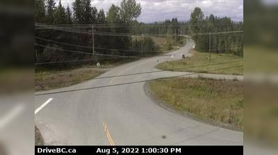 Daylight webcam view from Lust Subdivision › West: Southern Interior Region, Hwy 97, at Sales Rd, about 10 km south