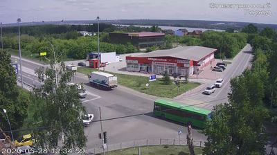 Новосибирск › Северо-восток: Chasovaya Ulitsa