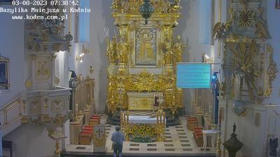 Kodeń - Lubelskie, Rzeczpospolita - Sanktuarium Matki Bożej - skiej