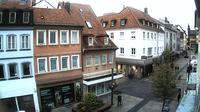 Schweinfurth: Spitalstra�e - Current