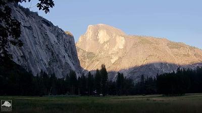 Vignette de Yosemite Valley webcam à 10:15, janv. 15