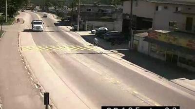 Vue webcam de jour à partir de Ubatuba: Rodovia Osvald