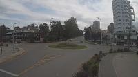 Pinamar › North: Avenida Arquitecto Jorge Bunge & Avenida del Libertador - El día