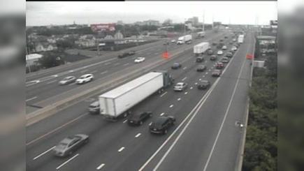Traffic Cam Bridgeport › North: CAM - I-95 NB Exit - Wordin Ave