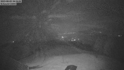 Aeschiried: Skihütte Aeschiried - Skilift Aeschiallmend Ag - Thunersee