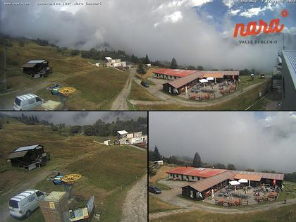 Cassino: Nara arrivo seggiovia Alpe di Nara