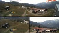 Acquarossa: Nara arrivo seggiovia Alpe di Nara - Dagtid