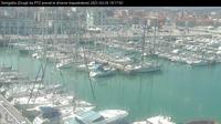 Senigallia: Vista della città dal porto - Dagtid