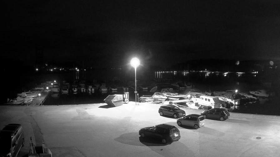 Webkamera Korsvik: Korsvikfjorden