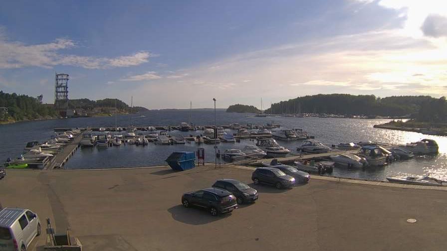 Webcam Korsvik: Korsvikfjorden