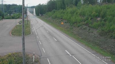 Daylight webcam view from Ruotsinpyhtää: Tie 7 Ahvenkoski − Loviisaan