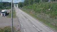 Ruotsinpyht��: Tie  Ahvenkoski - Loviisaan - Overdag