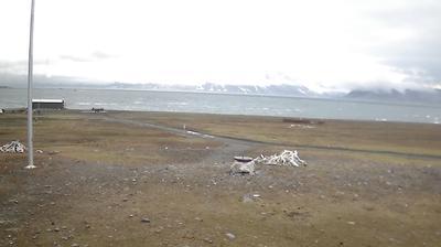 Webcam Sveagruva: Hornsund Fiord