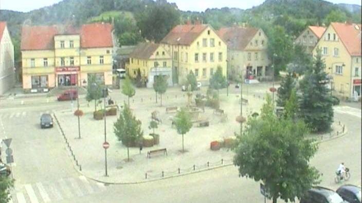 Webcam Nowa Bielawa: Bielawa Rynek