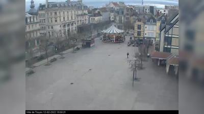 Gambar mini Webcam Saint-Germain pada 1:14, Jan 28