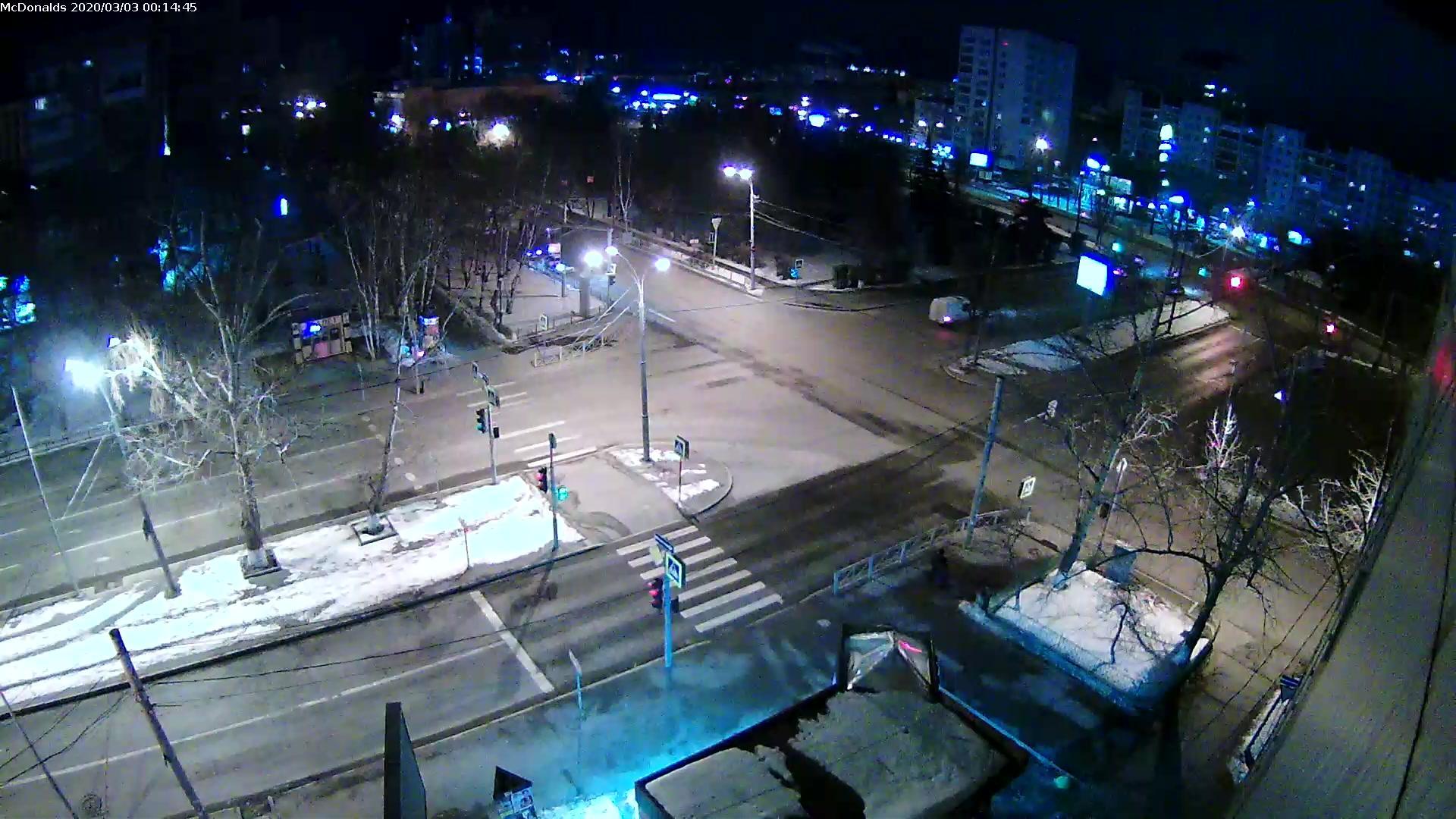 Webkamera Tyumen: ТЦ Рентал