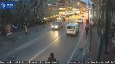 Webcam Bursa: setbası koprusu
