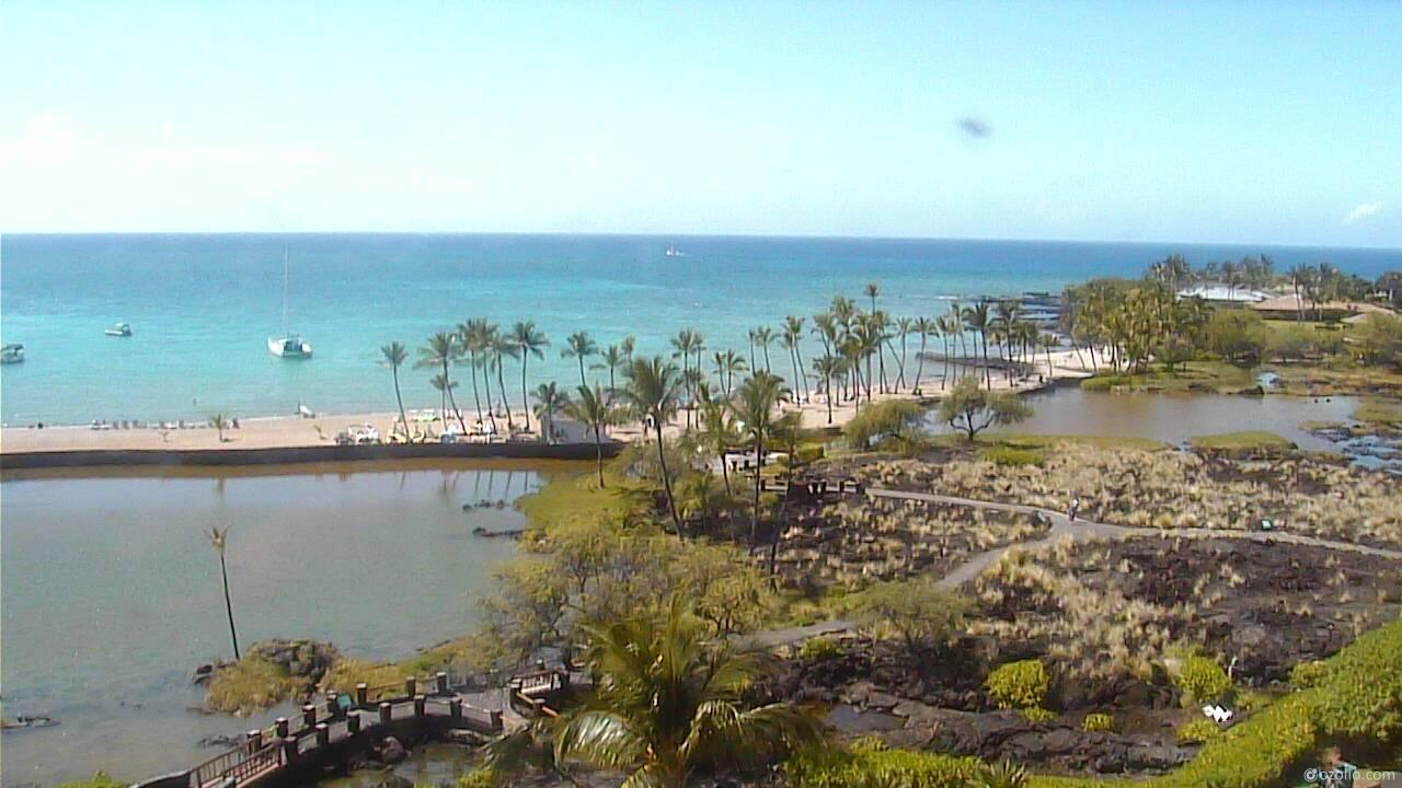 Webcam Waikoloa: Beach Marriott Resort & Spa
