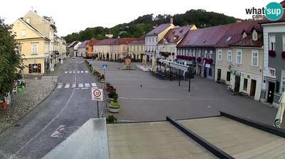 Klokocevec Samoborski: Samobor- King Tomislav square