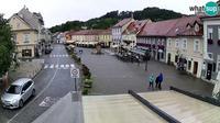 Klokocevec Samoborski: Samobor- King Tomislav square - El día