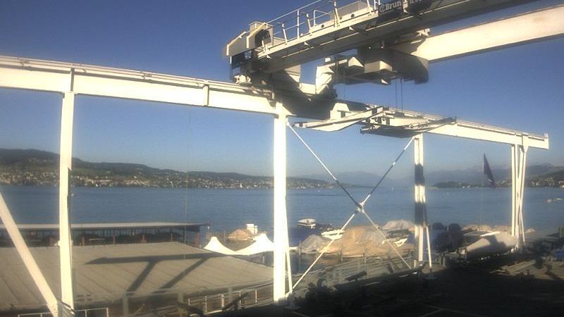 Webkamera Oberrieden: Faulhafen