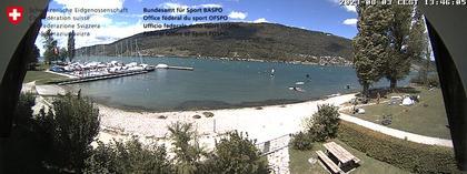 Ipsach › Norden: Nidauwald - Magglingen/Macolin - Lake Biel