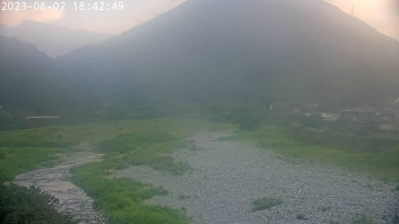 Webcam 春日: 徳島県神山町