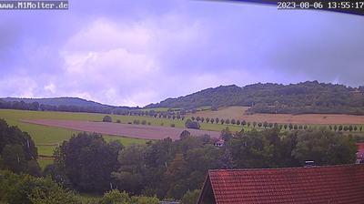 Gambar mini Webcam Fladungen pada 8:00, Jan 19