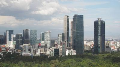 Webcam Mexico City › East: Torre Mayor − MacStore Torre R