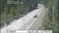 Issaquah > West: I- at MP .: th Ave SE, WB - Overdag