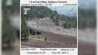 Ashland: I- at Exit  Near Siskiyou Summit - Jour