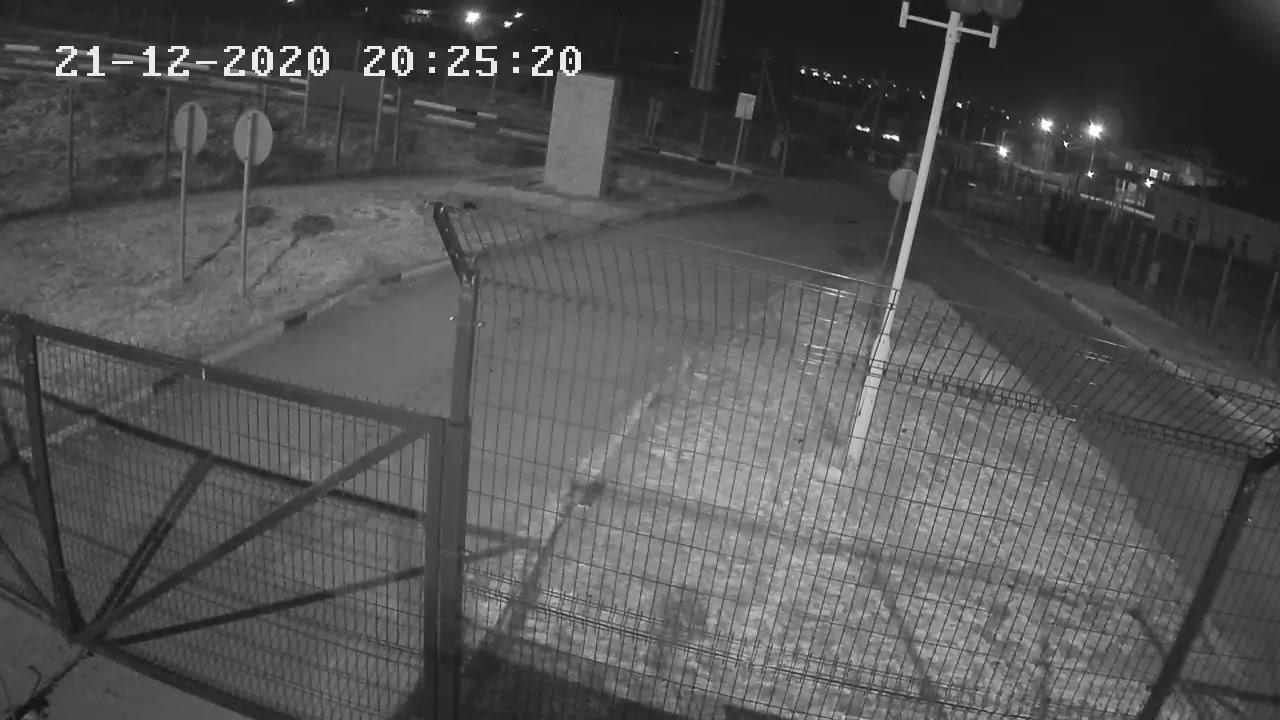 Webcam Кяхта: МАПП − Въезд на территорию РФ