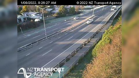 Webcam Belfast › South: SH1 Redwood South, Christchurch