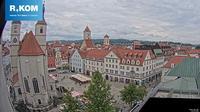 Regensburg: Neupfarrplatz - Dia