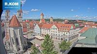 Regensburg: Neupfarrplatz - Overdag