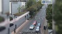 Croydon: Park Lane/Barclay Rd - El día
