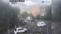 London: Battersea Bridge/Cheyne Wk - Actuelle